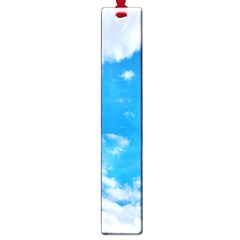 Sky Blue Clouds Nature Amazing Large Book Marks