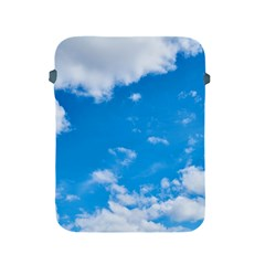 Sky Blue Clouds Nature Amazing Apple iPad 2/3/4 Protective Soft Cases