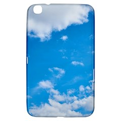 Sky Blue Clouds Nature Amazing Samsung Galaxy Tab 3 (8 ) T3100 Hardshell Case