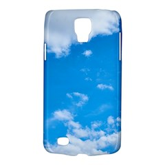 Sky Blue Clouds Nature Amazing Galaxy S4 Active