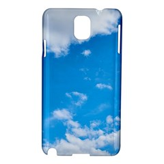 Sky Blue Clouds Nature Amazing Samsung Galaxy Note 3 N9005 Hardshell Case
