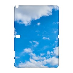 Sky Blue Clouds Nature Amazing Galaxy Note 1