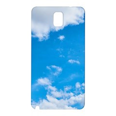 Sky Blue Clouds Nature Amazing Samsung Galaxy Note 3 N9005 Hardshell Back Case