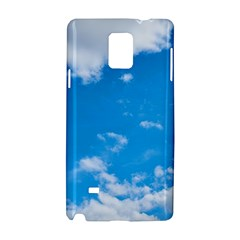 Sky Blue Clouds Nature Amazing Samsung Galaxy Note 4 Hardshell Case