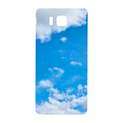 Sky Blue Clouds Nature Amazing Samsung Galaxy Alpha Hardshell Back Case
