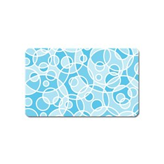 Pattern Magnet (Name Card)