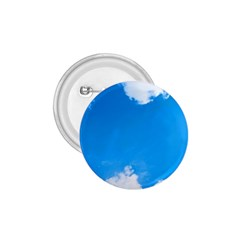Sky Clouds Blue White Weather Air 1 75  Buttons