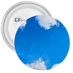 Sky Clouds Blue White Weather Air 3  Buttons