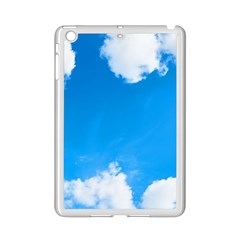 Sky Clouds Blue White Weather Air iPad Mini 2 Enamel Coated Cases