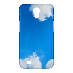 Sky Clouds Blue White Weather Air Samsung Galaxy Mega 6.3  I9200 Hardshell Case