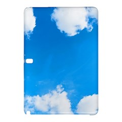 Sky Clouds Blue White Weather Air Samsung Galaxy Tab Pro 12.2 Hardshell Case