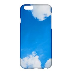 Sky Clouds Blue White Weather Air Apple iPhone 6 Plus/6S Plus Hardshell Case