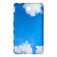 Sky Clouds Blue White Weather Air Samsung Galaxy Tab 4 (7 ) Hardshell Case