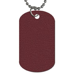 Seamless Texture Tileable Book Dog Tag (One Side)