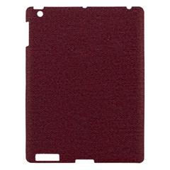 Seamless Texture Tileable Book Apple Ipad 3/4 Hardshell Case