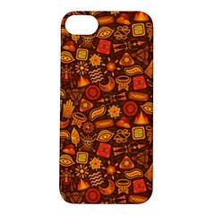 Pattern Background Ethnic Tribal Apple iPhone 5S/ SE Hardshell Case
