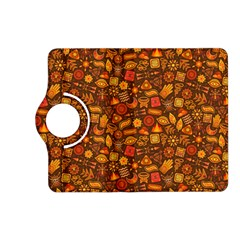 Pattern Background Ethnic Tribal Kindle Fire HD (2013) Flip 360 Case