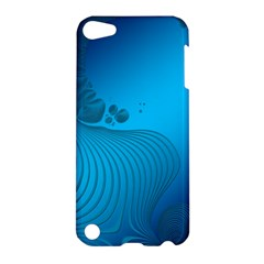 Fractals Lines Wave Pattern Apple iPod Touch 5 Hardshell Case
