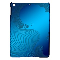Fractals Lines Wave Pattern Ipad Air Hardshell Cases