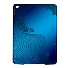 Fractals Lines Wave Pattern Ipad Air 2 Hardshell Cases