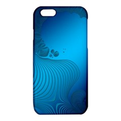 Fractals Lines Wave Pattern iPhone 6/6S TPU Case