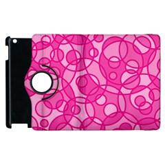 Pattern Apple iPad 3/4 Flip 360 Case