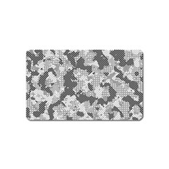 Camouflage Patterns  Magnet (name Card)