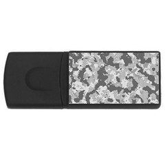 Camouflage Patterns  USB Flash Drive Rectangular (1 GB)