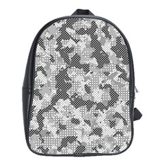 Camouflage Patterns  School Bags(large)
