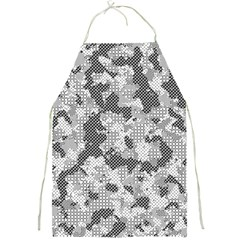 Camouflage Patterns  Full Print Aprons