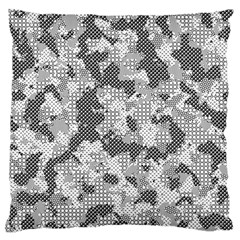 Camouflage Patterns  Large Cushion Case (One Side)