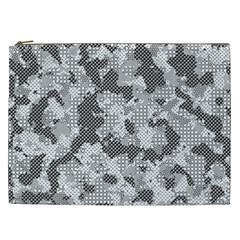 Camouflage Patterns  Cosmetic Bag (XXL)