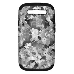Camouflage Patterns  Samsung Galaxy S III Hardshell Case (PC+Silicone)