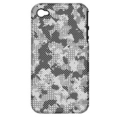 Camouflage Patterns  Apple iPhone 4/4S Hardshell Case (PC+Silicone)
