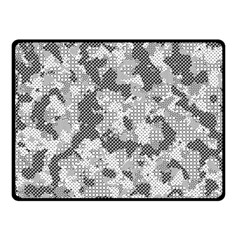 Camouflage Patterns  Double Sided Fleece Blanket (small)