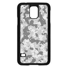 Camouflage Patterns  Samsung Galaxy S5 Case (Black)