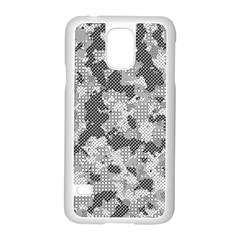 Camouflage Patterns  Samsung Galaxy S5 Case (White)
