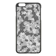 Camouflage Patterns  Apple iPhone 6 Plus/6S Plus Black Enamel Case