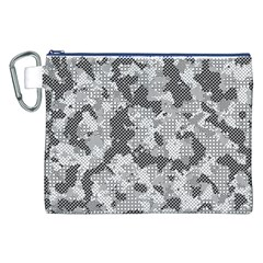 Camouflage Patterns  Canvas Cosmetic Bag (XXL)