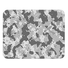 Camouflage Patterns  Double Sided Flano Blanket (large)