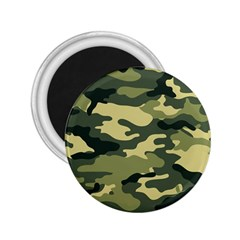 Camouflage Camo Pattern 2 25  Magnets