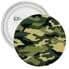Camouflage Camo Pattern 3  Buttons