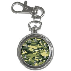 Camouflage Camo Pattern Key Chain Watches
