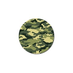 Camouflage Camo Pattern Golf Ball Marker (10 pack)