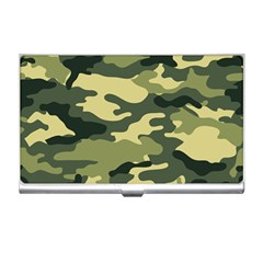 Camouflage Camo Pattern Business Card Holders