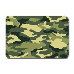 Camouflage Camo Pattern Small Doormat
