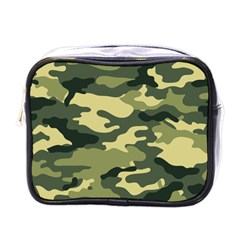 Camouflage Camo Pattern Mini Toiletries Bags