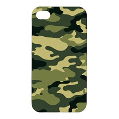 Camouflage Camo Pattern Apple iPhone 4/4S Premium Hardshell Case