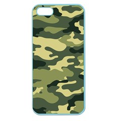 Camouflage Camo Pattern Apple Seamless iPhone 5 Case (Color)