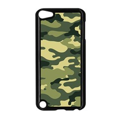 Camouflage Camo Pattern Apple iPod Touch 5 Case (Black)